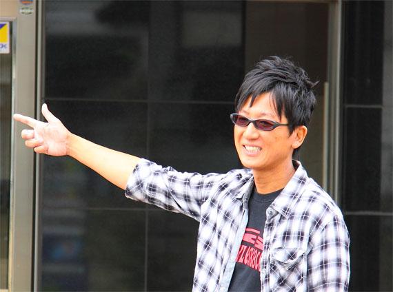 Toshiaki Fujii フリースタイル スケボー