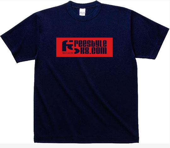 2018Tシャツ ネイビー
