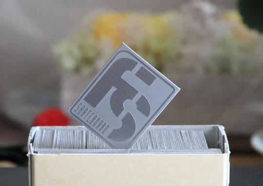 FScomステンレスステッカー