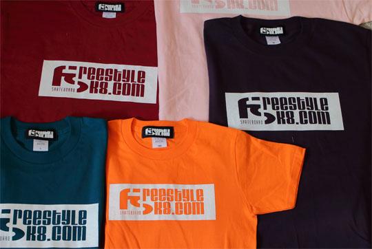 FScomTシャツ