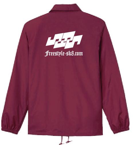 FScomコーチジャケット