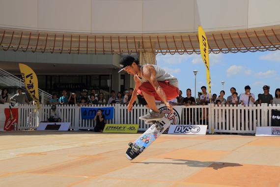 藤井兄コンテスト2014 スケボー フリースタイル
