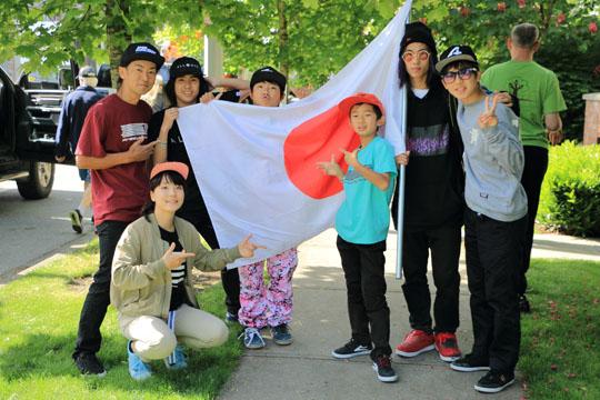 カナダのスケボー世界大会参戦した日本人たち