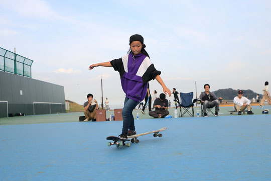 スケーターガールズRuka Mitsui