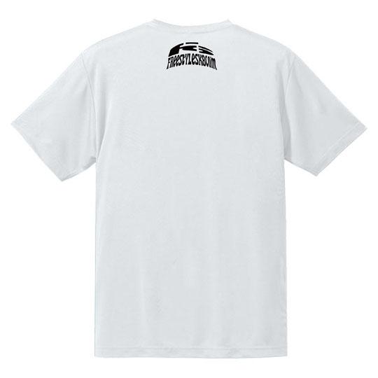 Tシャツ背面プリント