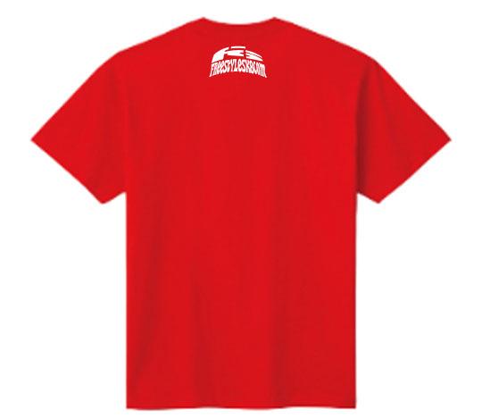 Tシャツバックプリント