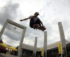 ストリート スケートボーダー 上田 豪